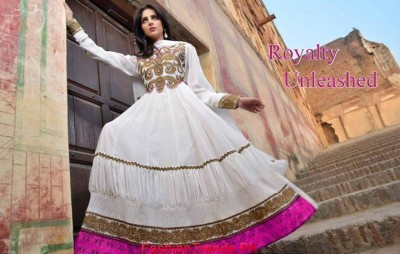 Salam Textile Wijdaan Winter Dresses 2015 03
