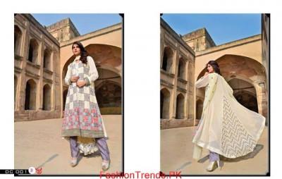 Salam Textile Wijdaan Winter Dresses 2015 06