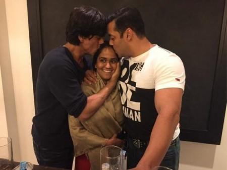 Shahrukh & Salman friendship