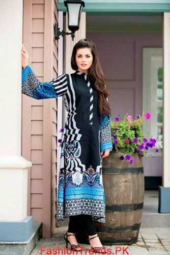 Taana Baana Winter Ready To Wear Dresses for Women 2015 02
