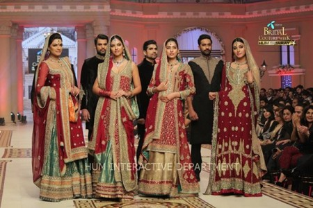 Telenor Bridal Couture Week 2014 Day 3 Pictures