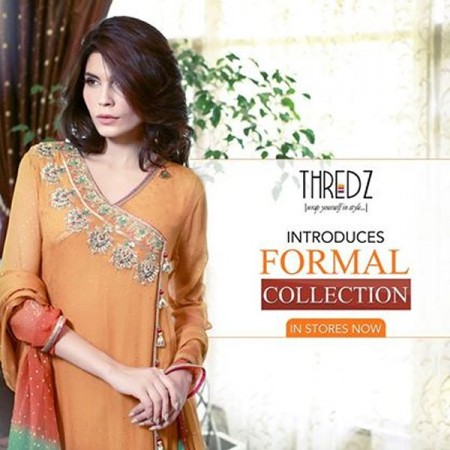 Thredz Formal Wear Dresses 2014 For Women