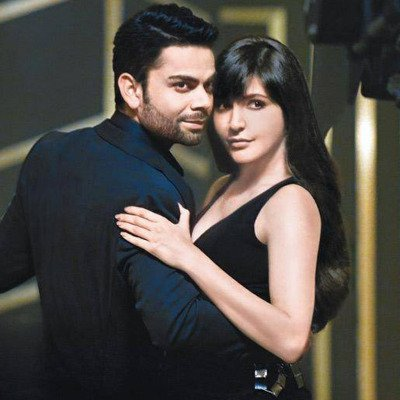 Virat Kohli & Anushka Sharma affair