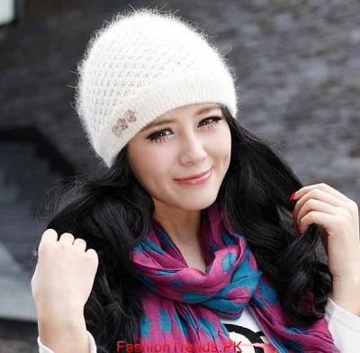 Stylish winter caps india