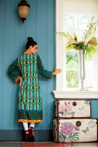 Women Ready To Wear Collection 2015 by Taana Baana 01