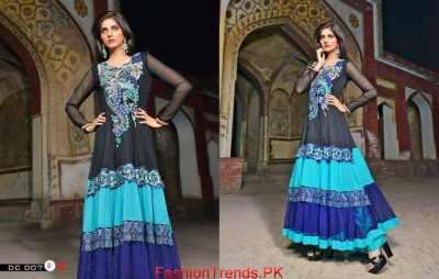 Women Winter Collection 2015 by Salam's Textile 01
