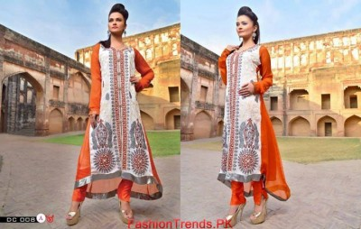 Women Winter Collection 2015 by Salam's Textile 02