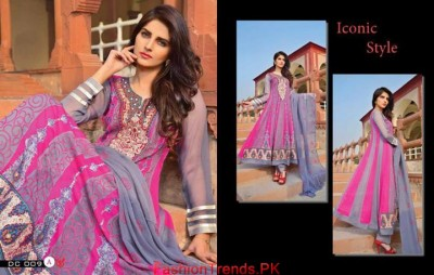 Women Winter Collection 2015 by Salam's Textile 04