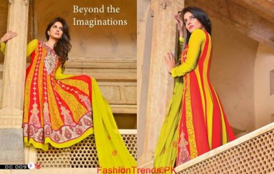 Women Winter Collection 2015 by Salam's Textile 05