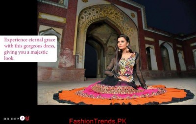 Women Winter Dresses 2015 by Wijdaan Designer 05