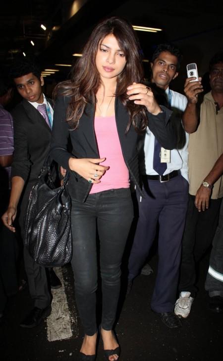Priyanka Chopra Tenant troubles