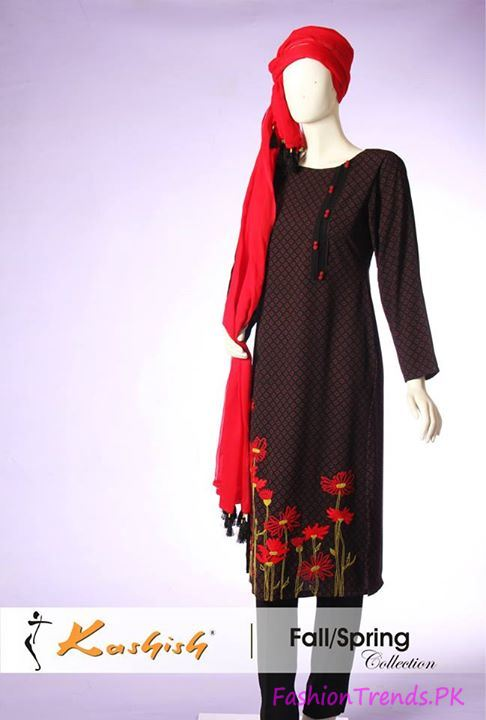 Kashish Fall Spring Dresses 2015 (5)