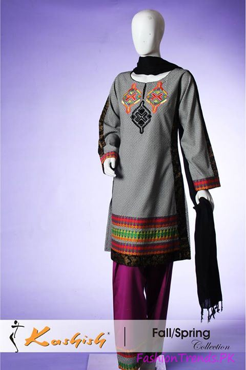 Kashish Fall Spring Dresses 2015 (4)