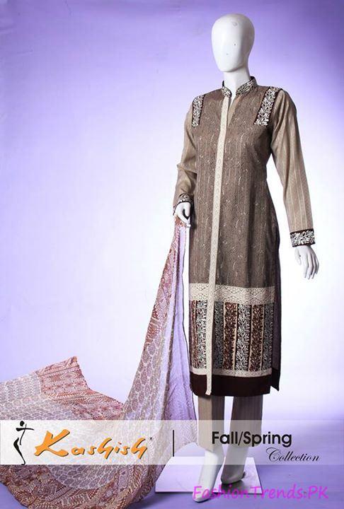 Kashish Fall Spring Dresses 2015 (3)