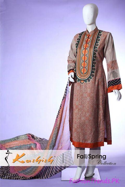 Kashish Fall Spring Dresses 2015 (2)
