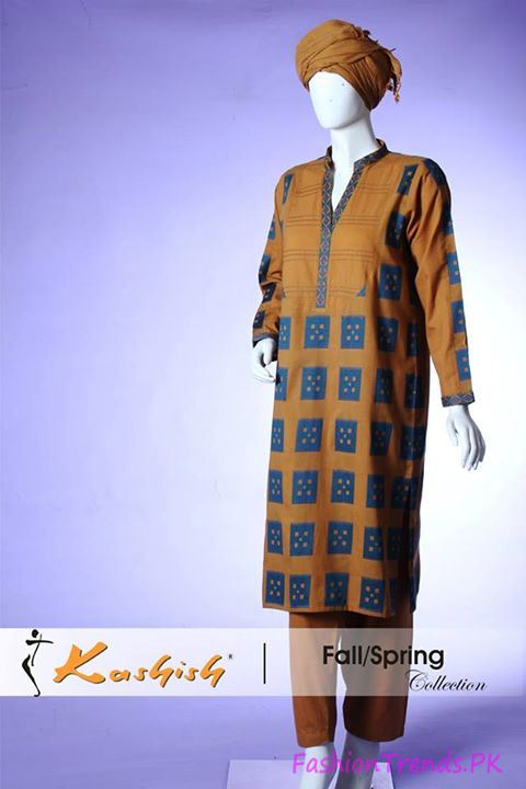 Kashish Fall Spring Dresses 2015 (1)