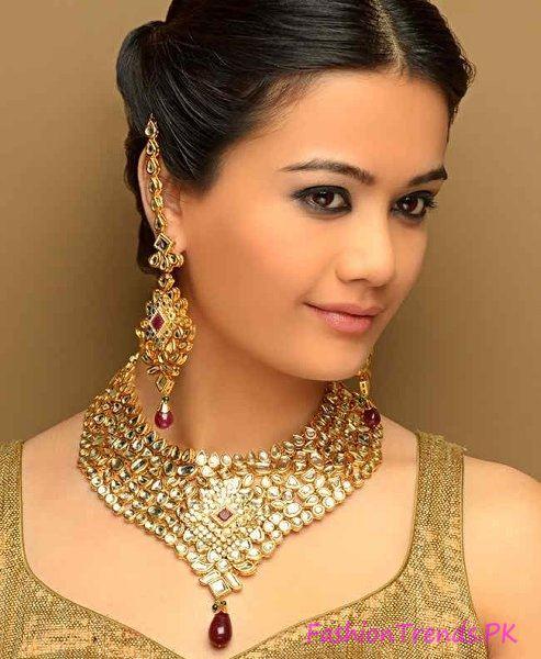 Kundan Jewellery Designs 2015 (14)