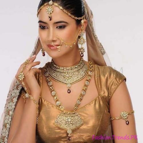 Kundan Jewellery Designs 2015 (2)