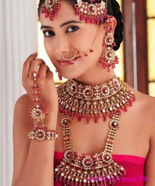 Kundan Jewellery Designs 2015 (1)