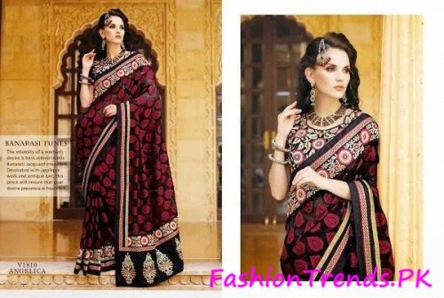 Trends Of Indian Sarees 2015 (19)