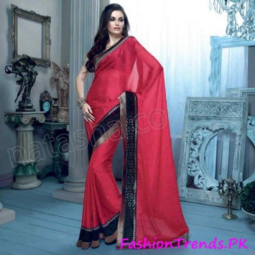 Trends Of Indian Sarees 2015 (18)