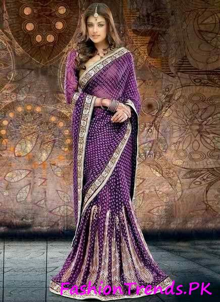 Trends Of Indian Sarees 2015 (17)