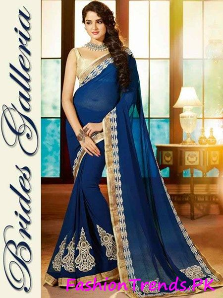 Trends Of Indian Sarees 2015 (16)