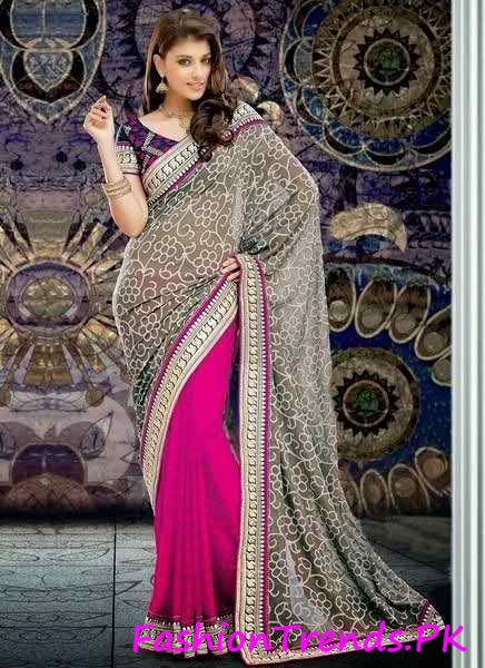 Trends Of Indian Sarees 2015 (15)