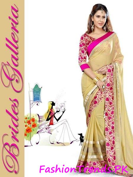 Trends Of Indian Sarees 2015 (14)