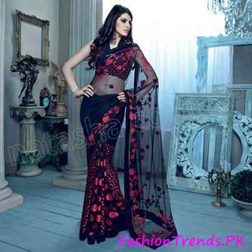 Trends Of Indian Sarees 2015 (13)