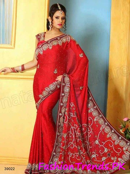 Trends Of Indian Sarees 2015 (11)