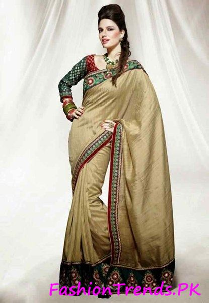 Trends Of Indian Sarees 2015 (8)