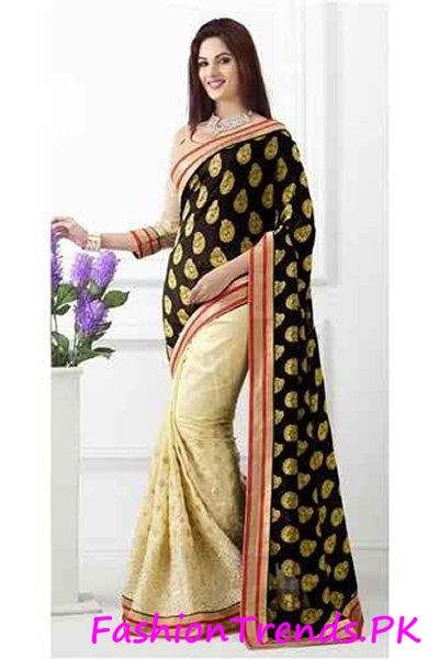 Trends Of Indian Sarees 2015 (6)