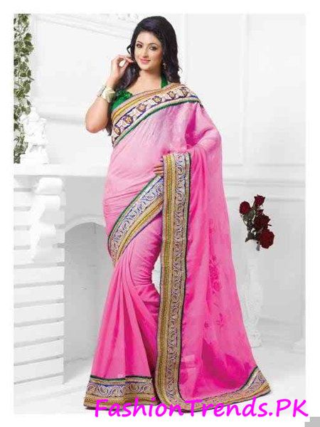 Trends Of Indian Sarees 2015 (5)