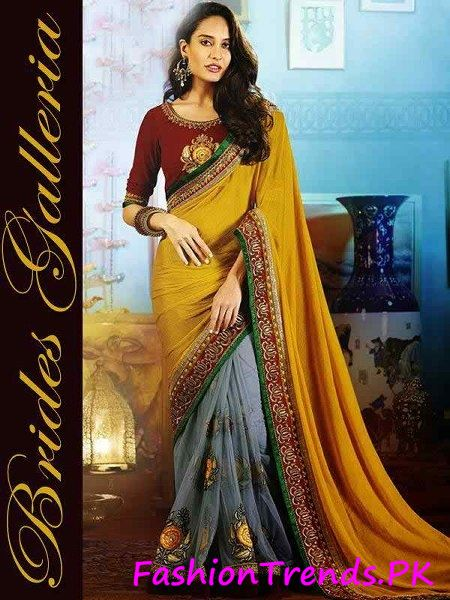Trends Of Indian Sarees 2015 (3)