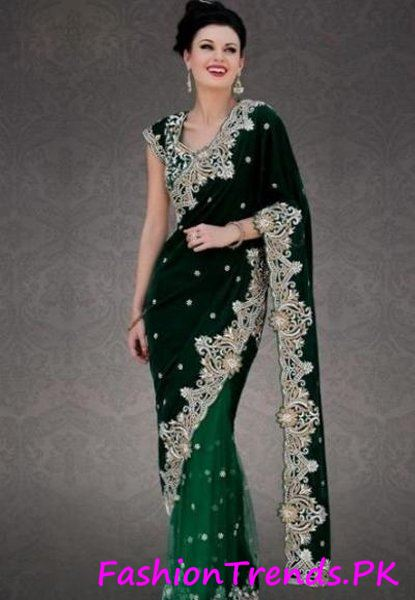 Trends Of Indian Sarees 2015 (2)