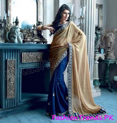 Trends Of Indian Sarees 2015 (1)