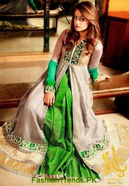 Innovative Beautiful Dresses For Women In Pakistan 2015 0018