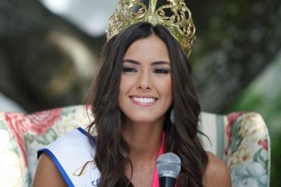 Miss Colombia Paulina Vega won Miss Universe Title 2014