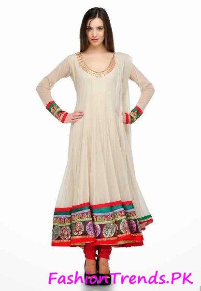 Anarkali Frocks 2015 for Women (17)