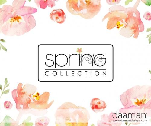 Daaman Spring Dresses 2015 (1)