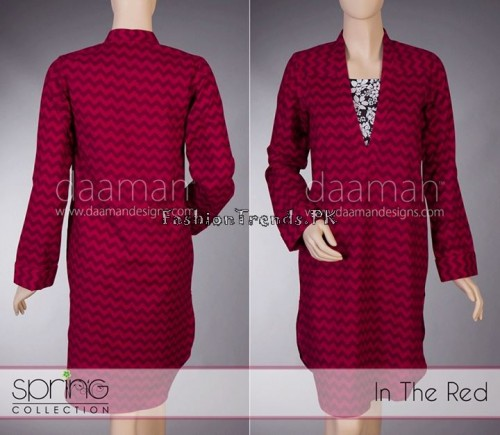 Daaman Spring Dresses 2015 (2)