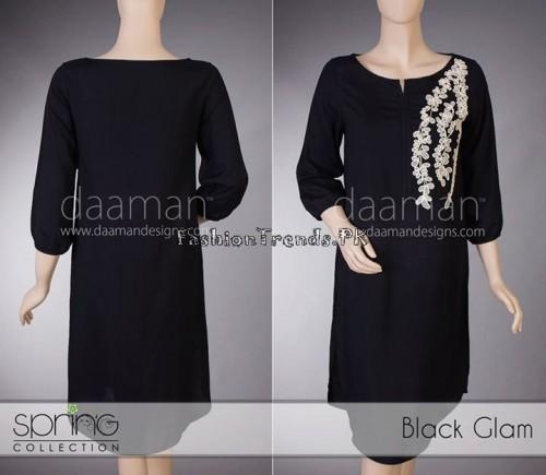 Daaman Spring Dresses 2015 (4)