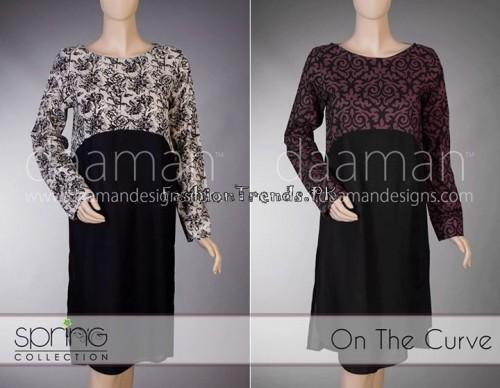 Daaman Spring Dresses 2015 (8)