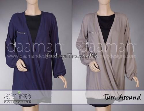 Daaman Spring Dresses 2015 (14)