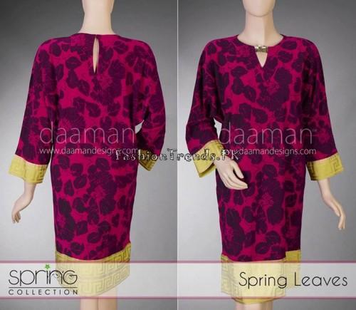 Daaman Spring Dresses 2015 (15)