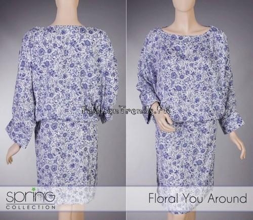 Daaman Spring Dresses 2015 (18)
