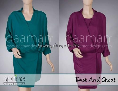Daaman Spring Dresses 2015 (21)
