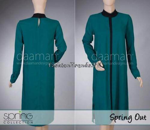 Daaman Spring Dresses 2015 (23)