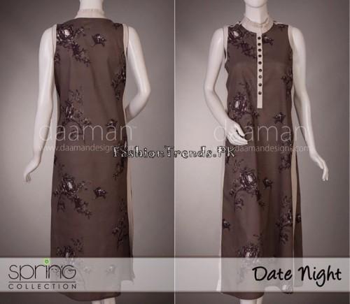 Daaman Spring Dresses 2015 (31)